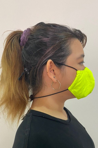 SingaMask Washable Reusable PTFE Face Mask - N95 equivalent